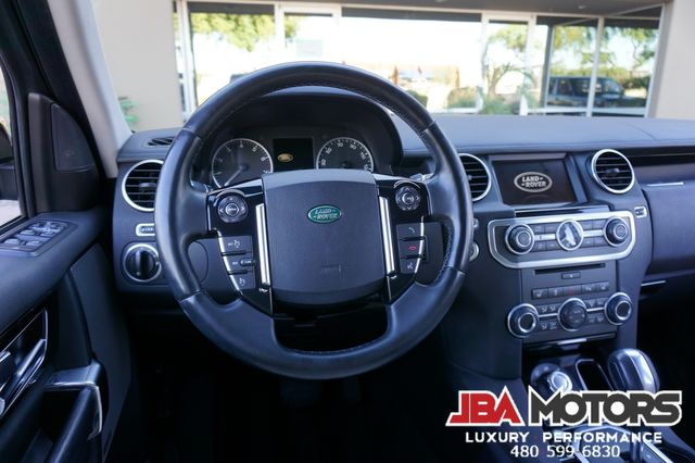 2013 Land Rover LR4 HSE LUX Luxury Pkg ~ 1 Owner Clean CarFax ~ LOADED in Mesa, AZ 85202