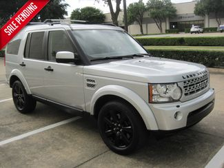 2013 Land Rover LR4 HSE LUX Super Nice, Clean CarFax, Low Miles in Plano, Texas 75074