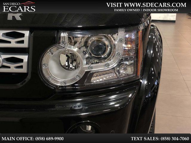 2013 Land Rover LR4 LUX in San Diego, CA 92126