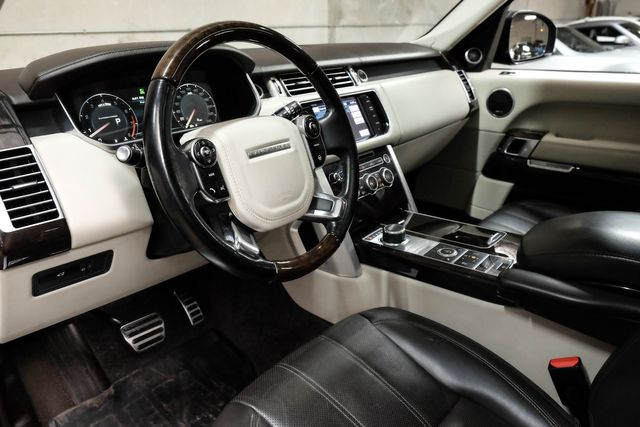 2013 Land Rover Range Rover Supercharged in Addison, TX 75001