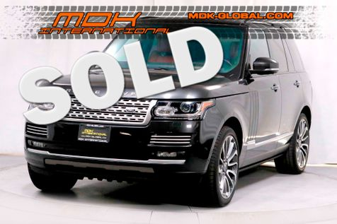 2013 Land Rover Range Rover SC Autobiography - $140K MSRP - Meridian Signature in Los Angeles