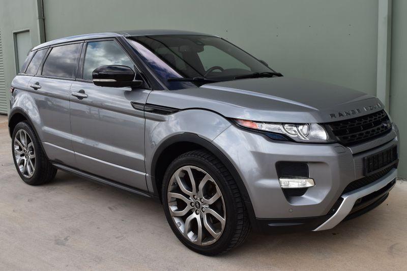 2013 Land Rover Range Rover Evoque Dynamic Premium | Arlington, TX | Lone Star Auto Brokers, LLC