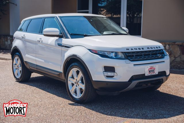2013 Land Rover Range Rover Evoque Pure Plus...