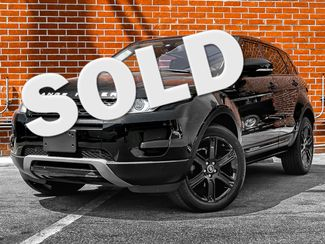 2013 Land Rover Range Rover Evoque Pure Burbank, CA