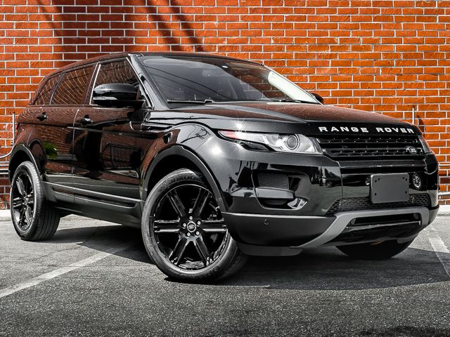 2013 Land Rover Range Rover Evoque Pure Burbank, CA 1