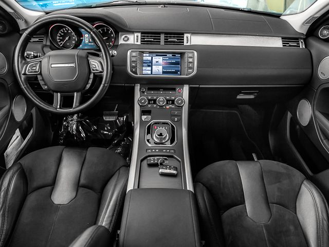 2013 Land Rover Range Rover Evoque Pure Burbank, CA 8