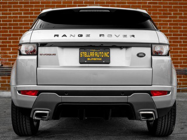 2013 Land Rover Range Rover Evoque Dynamic Premium Burbank, CA 3