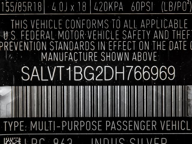 2013 Land Rover Range Rover Evoque Dynamic Premium Burbank, CA 33