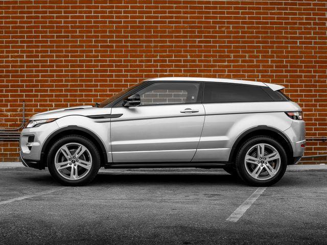 2013 Land Rover Range Rover Evoque Dynamic Premium Burbank, CA 5