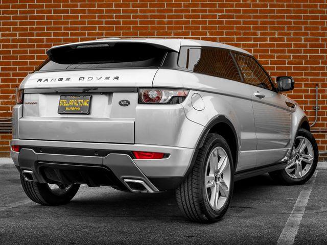 2013 Land Rover Range Rover Evoque Dynamic Premium Burbank, CA 6