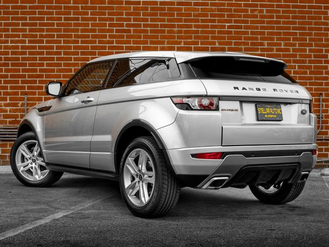 2013 Land Rover Range Rover Evoque Dynamic Premium Burbank, CA 7