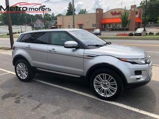 2013 Land Rover Range Rover Evoque Prestige Premium Knoxville , Tennessee 1