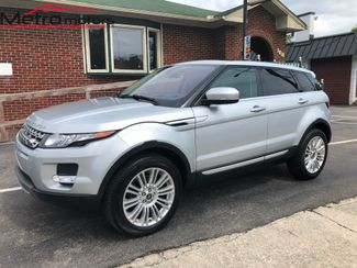 2013 Land Rover Range Rover Evoque Prestige Premium Knoxville , Tennessee 10