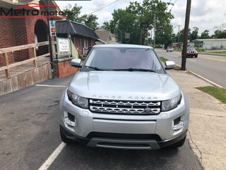 2013 Land Rover Range Rover Evoque Prestige Premium Knoxville , Tennessee 2