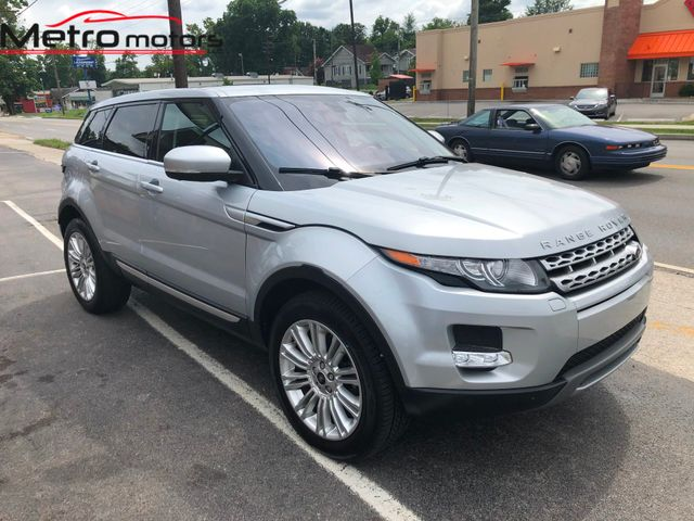 2013 Land Rover Range Rover Evoque Prestige Premium in Knoxville, Tennessee 37917