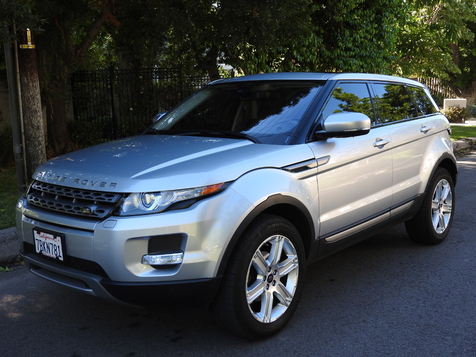 2013 Land Rover Range Rover Evoque Pure Plus, One Owner, Factory Warranty in , California
