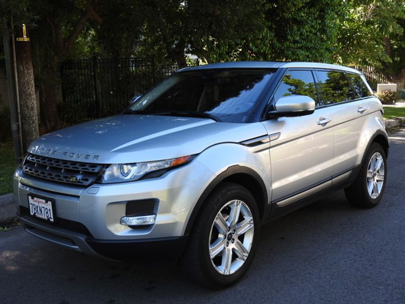 2013 Land Rover Range Rover Evoque Pure Plus One Owner Factory
