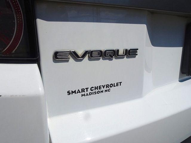 2013 Land Rover Range Rover Evoque Pure Plus Madison, NC 11