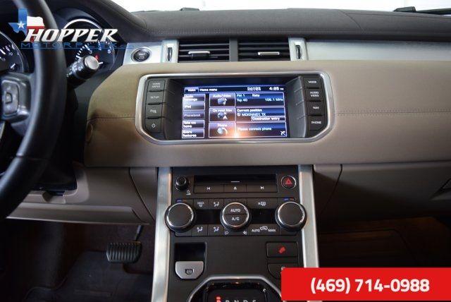 2013 Land Rover Range Rover Evoque Pure  in McKinney Texas, 75070