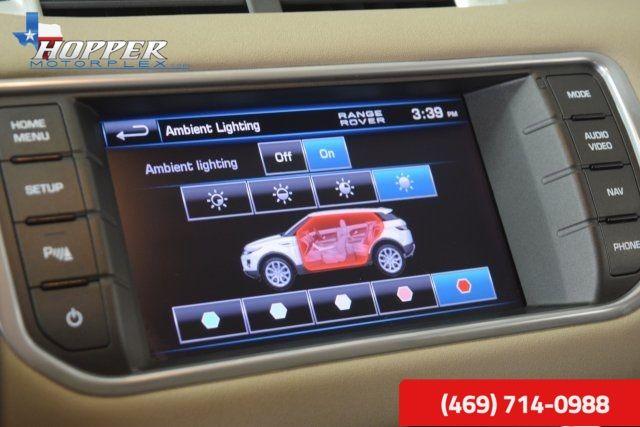 2013 Land Rover Range Rover Evoque Pure in McKinney, Texas 75070