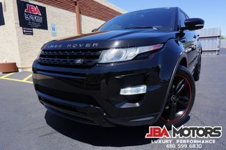 2013 Land Rover Range Rover Evoque Dynamic Premium 1 Owner Clean CarFax Arizona Car!!   MESA, AZ   JBA MOTORS in Mesa AZ