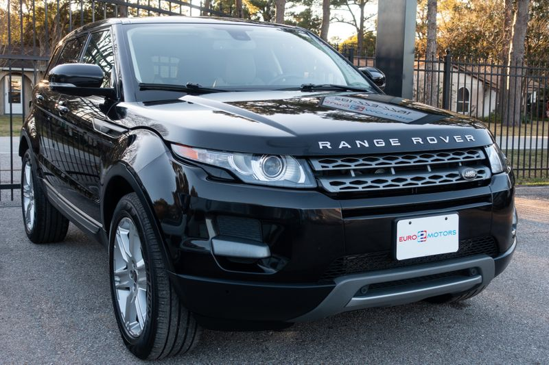2013 Land Rover Range Rover Evoque Pure   Texas  EURO 2 MOTORS  in , Texas