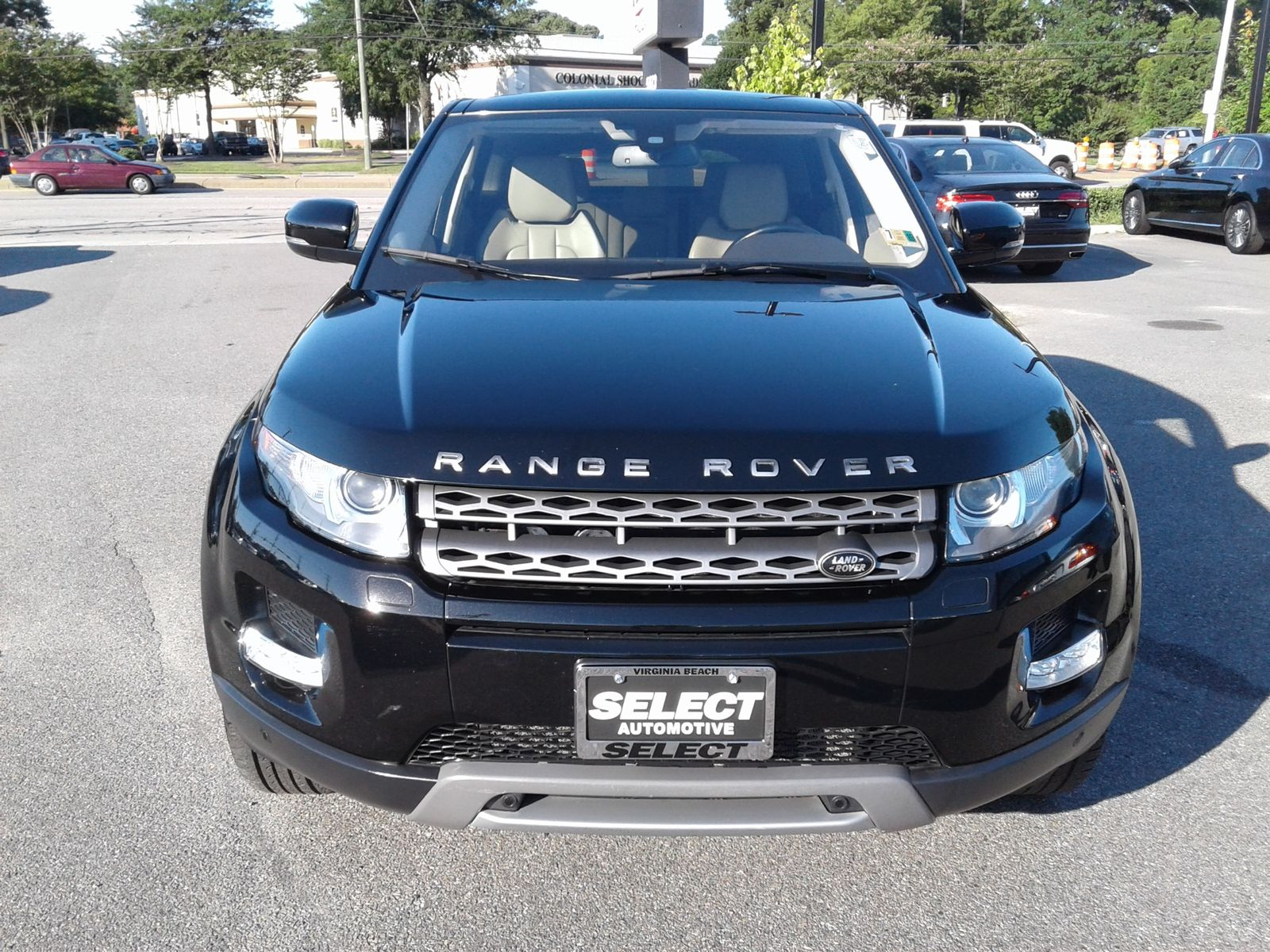 Used Land Rover Virginia Beach