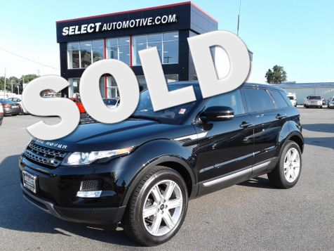 2013 Land Rover Range Rover Evoque Pure Plus in Virginia Beach, Virginia