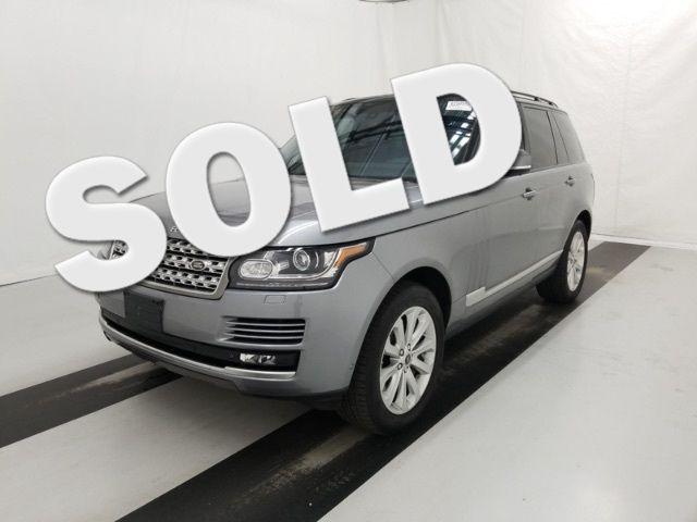 2013 Land Rover Range Rover HSE LINDON, UT