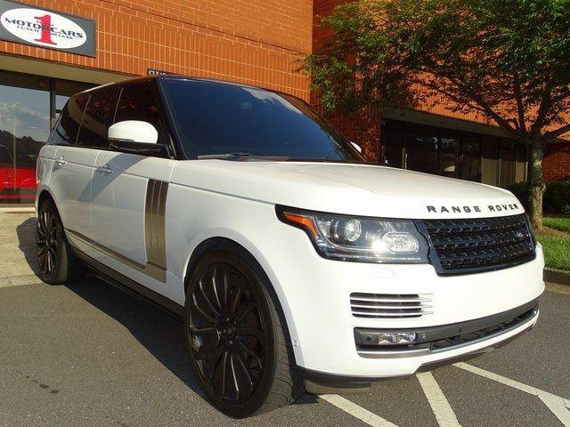 2013 Land Rover Range Rover SC Autobiography in Marietta, GA 30067