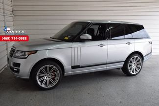 2013 Land Rover Range Rover Supercharged in McKinney Texas, 75070