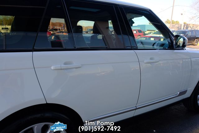 2013 Land Rover Range Rover HSE 1 owner CLEAN CARFAX in Memphis, Tennessee 38115