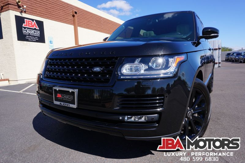 2013 Land Rover Range Rover HSE Full Size V8 4WD SUV   MESA, AZ   JBA MOTORS in MESA AZ