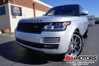2013 Land Rover Range Rover SC V8 Full Size Supercharged V8 4WD SUV LOW MILES! | MESA, AZ | JBA MOTORS in Mesa AZ