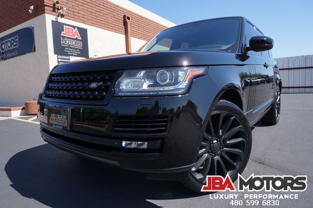 2013 Land Rover Range Rover SC Autobiography V8 Supercharged ~ ONLY 76k MILES in Mesa, AZ 85202
