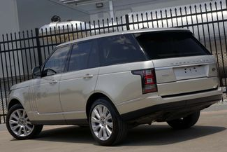 2013 Land Rover Range Rover V8 S/C * Climate Comfort Pkg * DVD * Pano Roof * Plano, Texas 5
