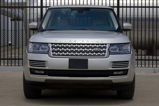 2013 Land Rover Range Rover V8 S/C * Climate Comfort Pkg * DVD * Pano Roof * Plano, Texas 6