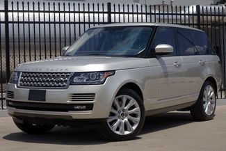 2013 Land Rover Range Rover V8 S/C * Climate Comfort Pkg * DVD * Pano Roof * Plano, Texas 1