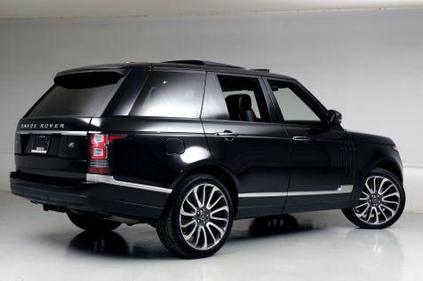 2013 Land Rover Range Rover SC* Autobiography* Executive Seating*** | Plano, TX | Carrick's Autos in Plano, TX