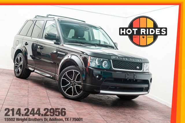 2013 Land Rover Range Rover Sport HSE GT Limited Edition 1 of 375 Made