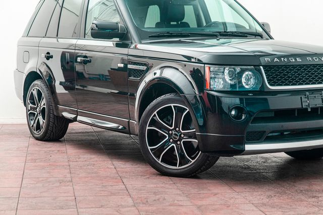 2013 Land Rover Range Rover Sport HSE GT Limited Edition 1 of 375 Made in Addison, TX 75001