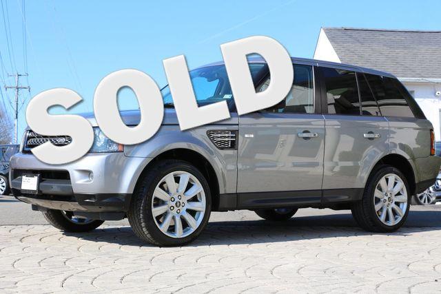 2013 Land Rover Range Rover Sport HSE Luxury in Alexandria VA
