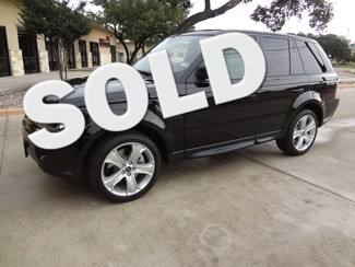 2013 Land Rover Range Rover Sport HSE LUX Austin , Texas