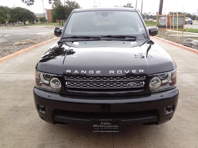 2013 Land Rover Range Rover Sport HSE LUX Austin , Texas 7