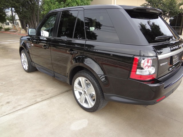 2013 Land Rover Range Rover Sport HSE LUX Austin , Texas 2