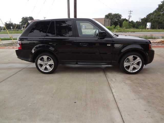 2013 Land Rover Range Rover Sport HSE LUX Austin , Texas 5