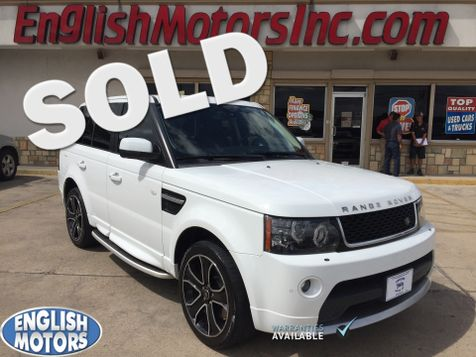2013 Land Rover Range Rover Sport HSE GT Limited Edition in Brownsville, TX