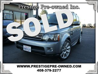 2013 Land Rover RANGE ROVER SPORT in Campbell CA