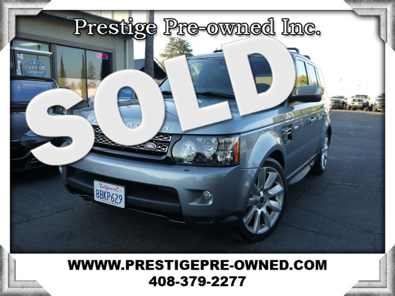 2013 Land Rover RANGE ROVER SPORT HSE LUX ((**AWD//NAVI/BACK UP CAMERA**))  in Campbell CA