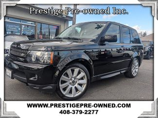 2013 Land Rover RANGE ROVER SPORT HSE (*AWD..NAVI..BACK UP CAM...LEATHER..MOONROOF*)  in Campbell CA